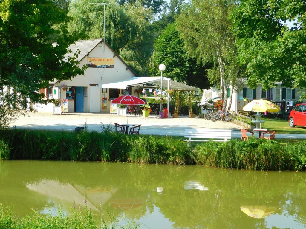 camping Le Gué
